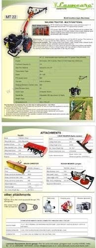 Walking Tractor, mini tiller