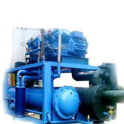 Ammonia Screw Chillers