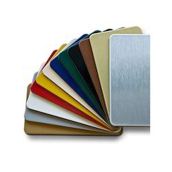 Colored Aluminum Composite Panel Sheets