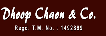 Dhoop Chaon & Co.