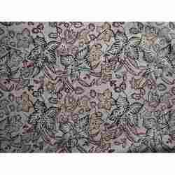 Hand Block Print Design Fabric