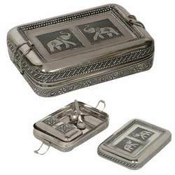 Black & White Lunch Box