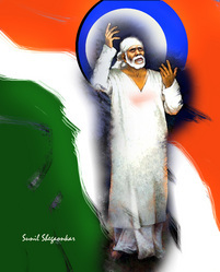 Saibaba Paintings