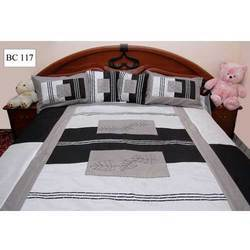 Black+and+White+Bedsheet