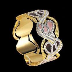 Fancy Gold Kada