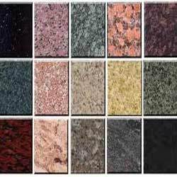 Colored Granite Stone