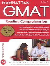 Manhattan GMAT Comprehension