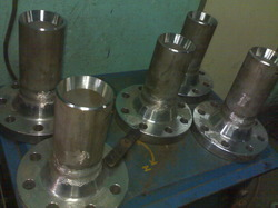 Steel Flanges Pipe