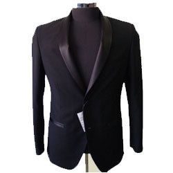 Three Piece Black Suit