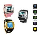Spy Watch Mobile Phone Touch Screen