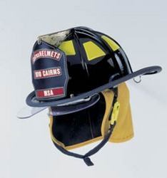Cairns1010 Traditional Composite Fire Helmet