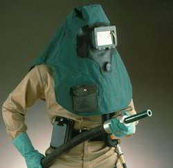 Abrasi-Blast+Supplied+Air+Respirator
