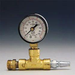 Inlet Pressure Gauge