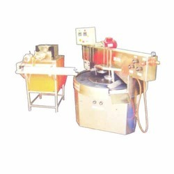 Rotary Indexing Type Automatic Chapati Making Machine