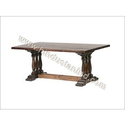 Wooden Tea Table