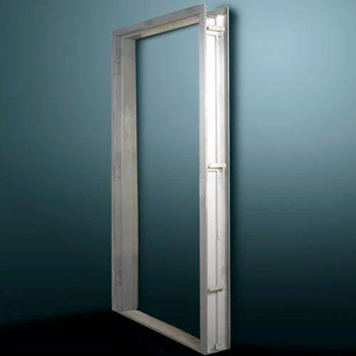Metal Door With Metal Frame : Door frame steel