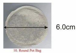 Round Pot Tea Bag