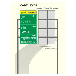 Cantilever Signs