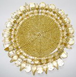 Beaded Coaster CO110