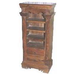 Wooden Bookshelves M-0889