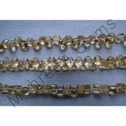 Round Square Cut Caitrin Beads