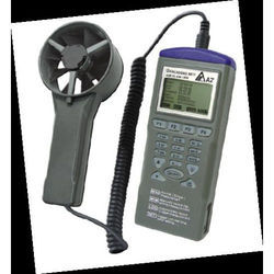 Portable Air Flow Data Logger