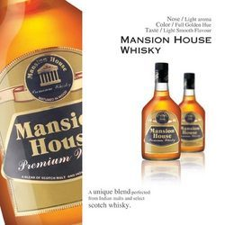 Mansion House Whisky