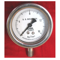63mm Dial Pressure & Vacuum Gauges