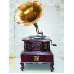 Antique Wood Gramophones