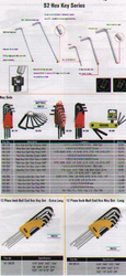 S2 Hex Key Series