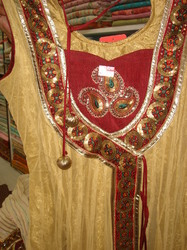 Angrakha Style Readymade Suits