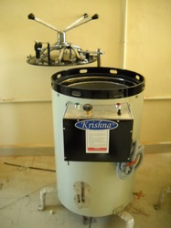 Cylindrical Sterilizer