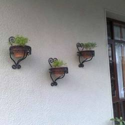 Wall Flower Pot Holders