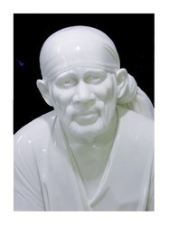 Marble Statue of Sai Baba