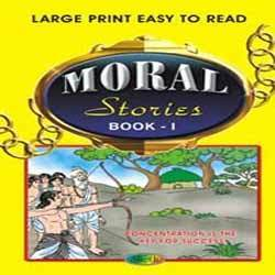 Moral Stories (Pictorial Story Book)