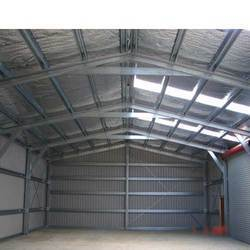 Entrance Sheets Metal Structures