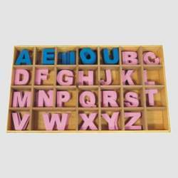 Movable Alphabet Capital