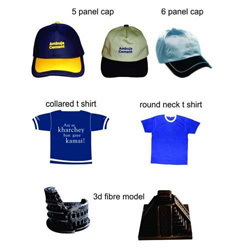 Promotional Caps & T-shirts