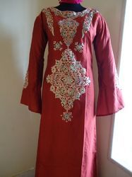 Party Wear Abayas