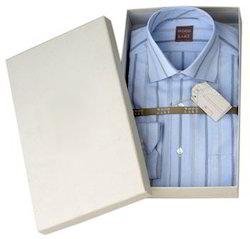 Custom Made Shirt Boxes