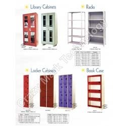 Steel Locker Racks