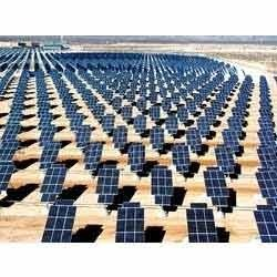 Megawatt Solar Power Plant Solutions