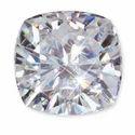 Cushion Cut Moissanite Diamond
