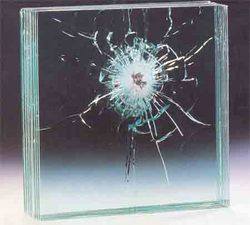 Bullet Proof / Security Glass