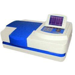 Spectrophotometer Double Beam