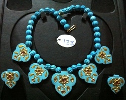 Turquoise Necklace Sets