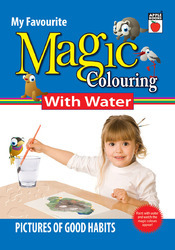 Magic Coloring With Water Good Habits