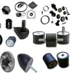 Rubber Nitrile Bonded Items