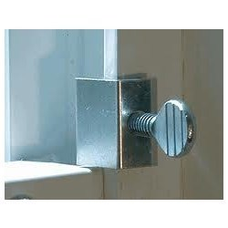 8 am Sliding window Lock