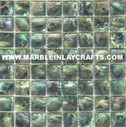 Gemstone Mosaic Tiles